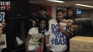 Big Narstie, Jme, Meridian Dan, Big H, Paper Pabs & DJ Cameo [BDL Tour VLOG 1]