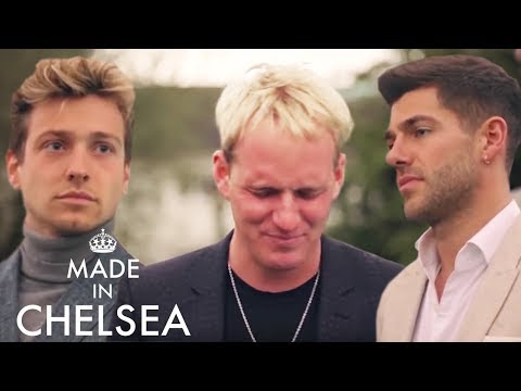 Jamie Can't Battle Away the Tears | Made in Chelsea | Best of S13 Pt. 4
