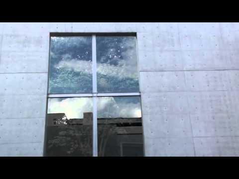 Tadao Ando, Kyoto - Garden of Fine Arts - 5th October 2010
