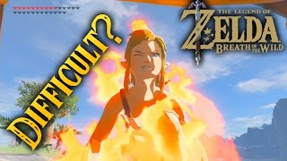 Most Difficult Shrine In The Legend of Zelda: Breath of the Wild?