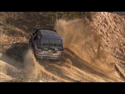 Nissan Patrol Y60 4.2TD off-road Turbo Diesel