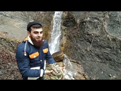 Красивые водопады Итум-Кали.