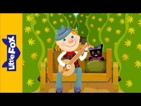 Oh, Susanna | Song for Kids by Little Fox