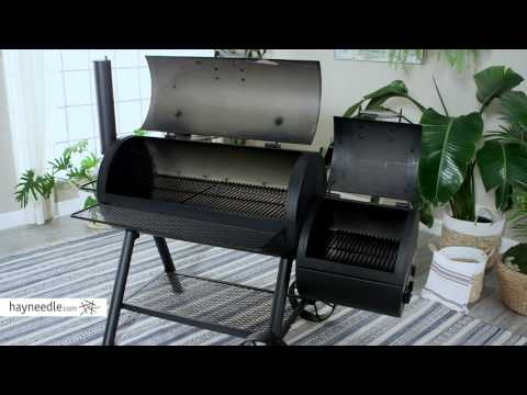 Char Broil Oklahoma Joes Longhorn Smoker Grill Product