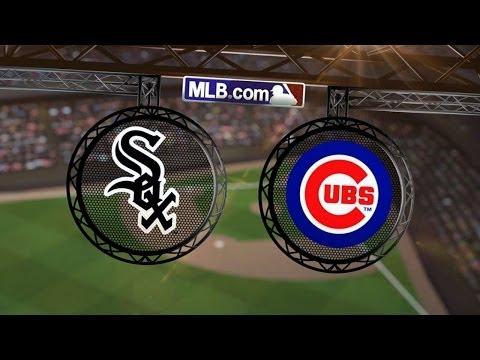 5/6/14: Beckham, Sierra lift White Sox over Cubs