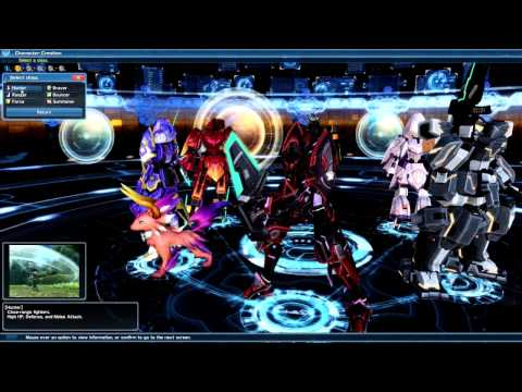 New Player's Guide to PSO2 - Getting Started