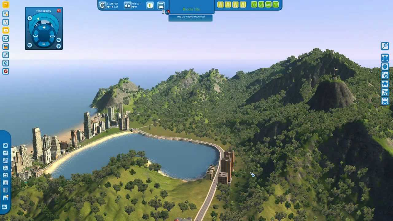 Cities XL  Gameplay My New City Under Construction YouTube - New york map cities xl