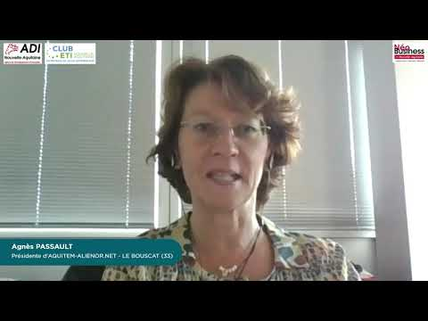 Interview d'Agnes Passault pour Néo Business (2, 3 & 4 nov. 2020)