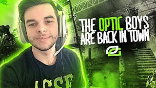 THE OPTIC BOYS ARE BACK IN TOWN!