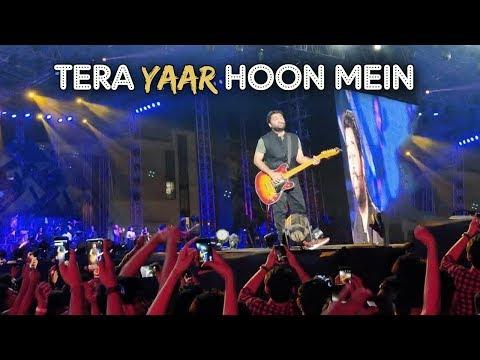 Tera Yaar Hoon Mein | Arijit Singh Live Concert At Nagpur 2018