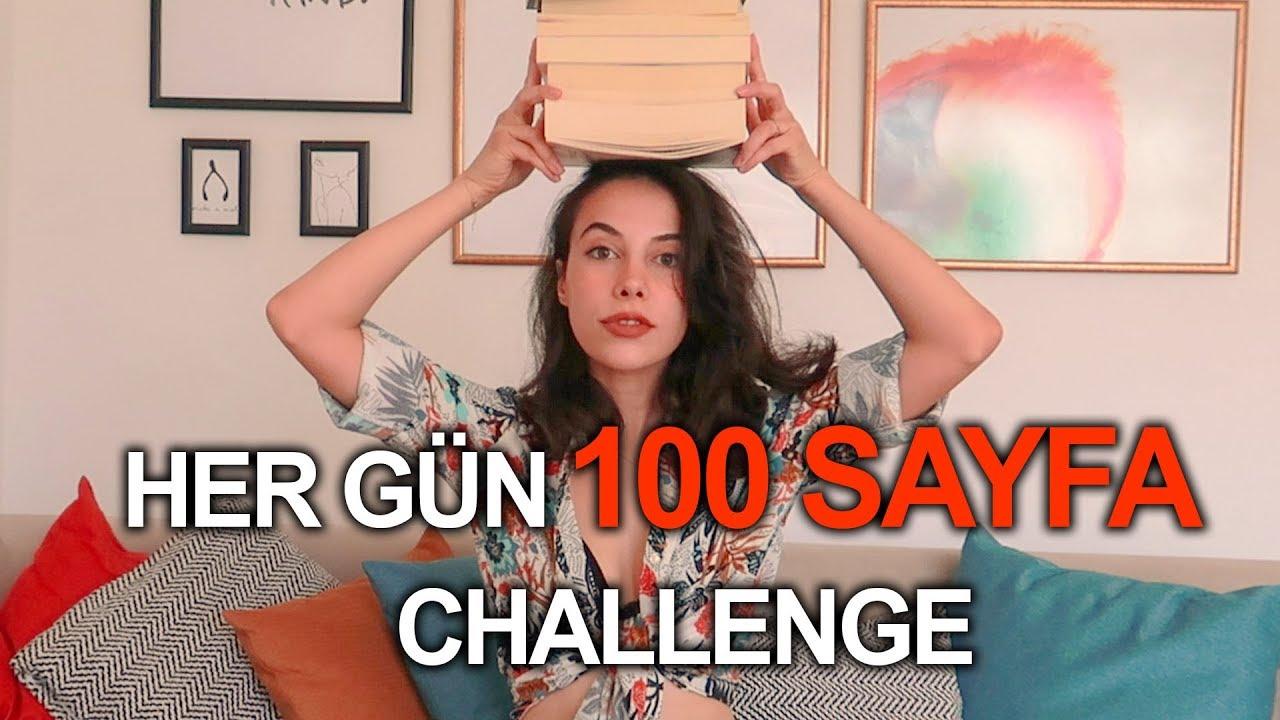 30 GÜN BOYUNCA HER GÜN 100 SAYFA KİTAP OKUDUM I Kitap Okuma Challenge I 8 Kitap