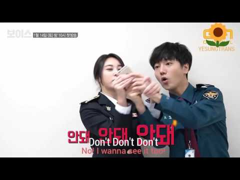[ENG SUB] 'Voice' Casts Yesung And Son Eunseo's Greetings For The New Year!