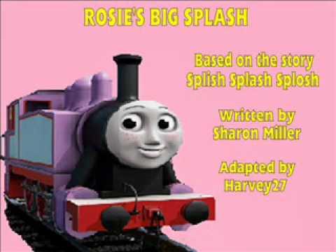 Thomas and Friends Audio Story 4 - Rosie's Big Splash