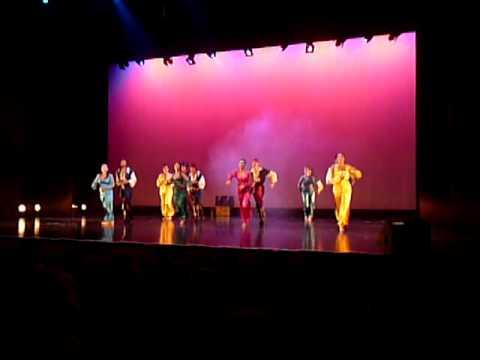 BAD crew performance at the Dubai Dance Festival June - 2009