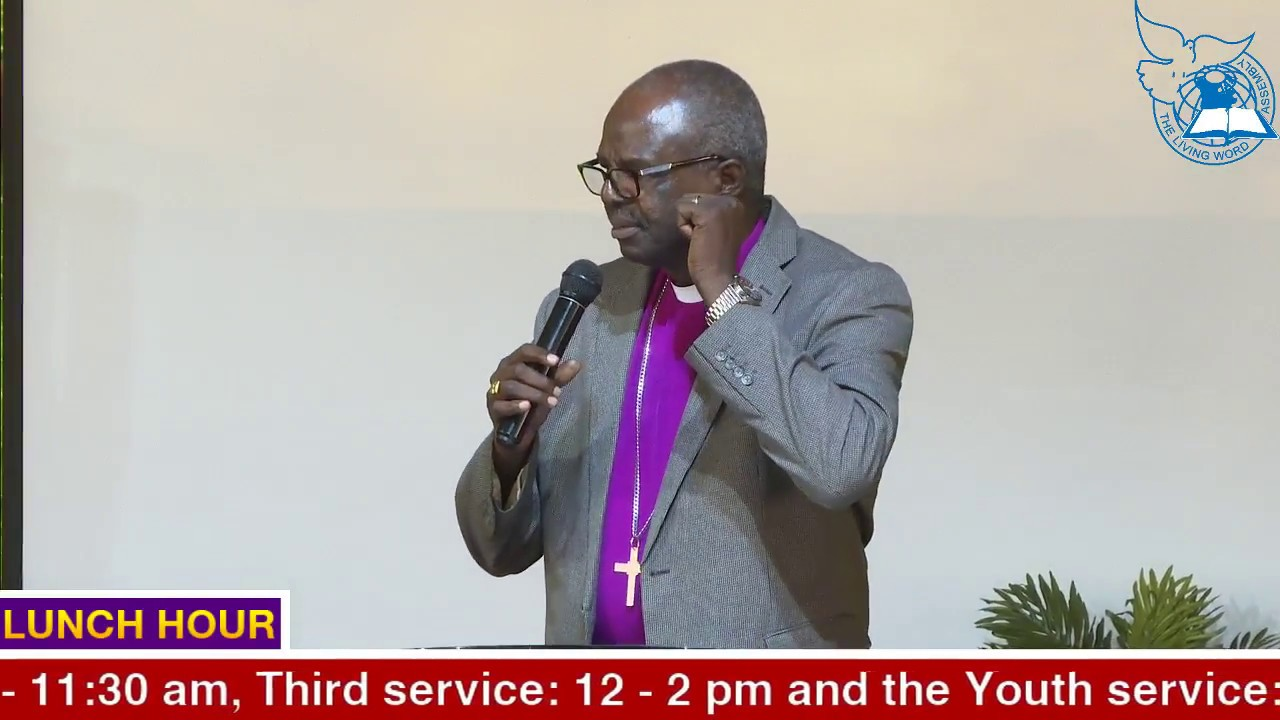 THE POWER OF THE WORD IN MISSION - Retired Archbishop Henry Luke Orombi