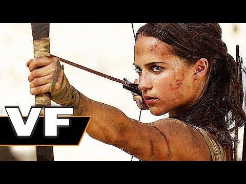 TOMB RAIDER streaming VF (2018) Alicia Vikander est Lara Croft !