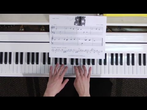 How to Count Beats in Piano Books : Tips on Playing the Piano