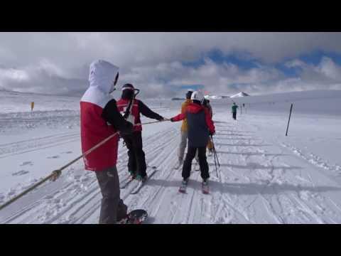 Steep And Deep Camp At Winter Park Resort Colorado - Day 2 - 3/13/2016
