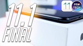 Что нужно знать об iOS 11.1 Финал для iPhone и iPad. Самый полный обзор в 4К! | ProSystem от ProTech