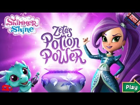 Shimmer And Shine - Zeta Potion Power (Nickjr Games)