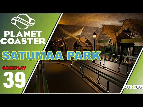 Planet Coaster | Deutsch | SATUMAA PARK #39| Gameplay / Let´s Play