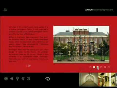 Tour London With The Multimedia Postcard Travel DVD-ROM VIDEO! - Multimediapostcard Spain.flv