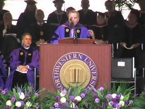 2008 Northwestern Commencement Address - Mayor Richard M. Daley