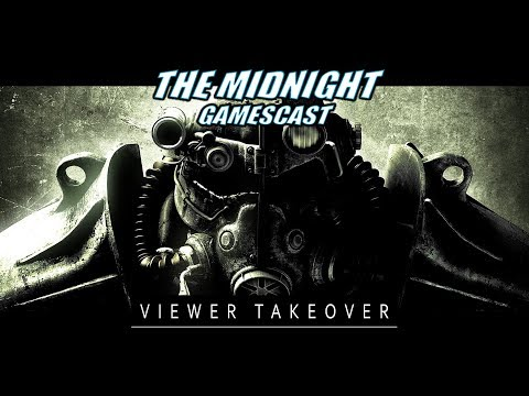 VIEWER TAKEOVER | Fallout 3: Anniversary... PSVR?