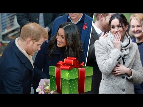 Meghan Markle's first ever royal GIFT revealed