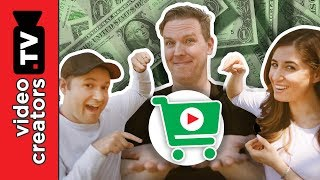 How To Integrate Merch and Sales into your Videos
