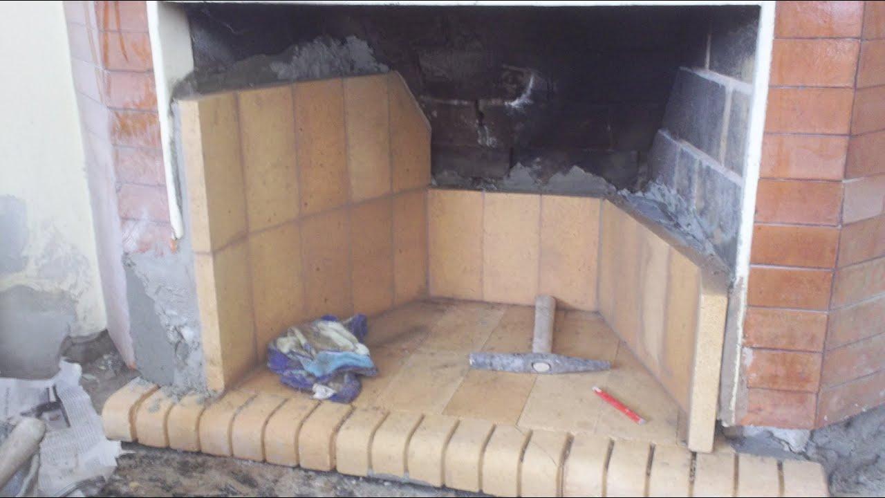Paneles imitaci n piedra para revestimiento de estufas y - Paneles para forrar paredes ...