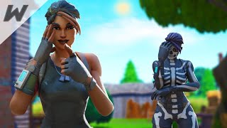 HELPING MY FRIEND BEAT HER KILL RECORD | HIGH KILL FUNNY GAME - (Fortnite Battle Royale)