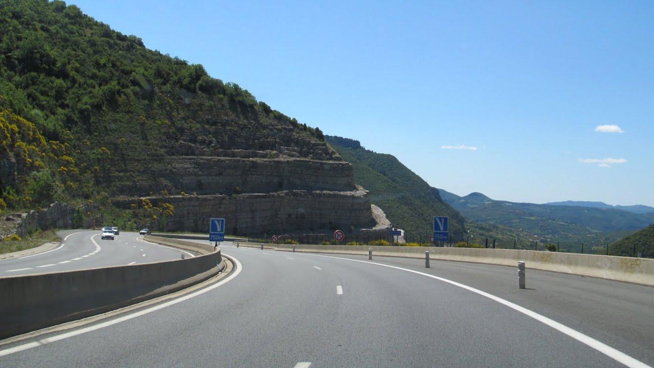 France A75 Millau