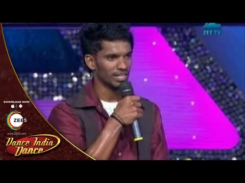 Dance India Dance Season 3 Feb. 18 '12 - Paul