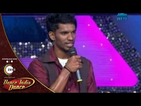 Dance India Dance Season 3 Feb. 18 '12 - Paul