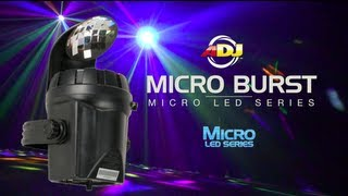 Video ADJ Micro Burst download MP3, 3GP, MP4, WEBM, AVI, FLV Agustus 2018
