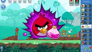 Angry Birds Friends tournament, week 303/3, level 1