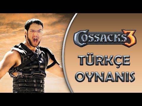 Cossacks 3 : Türkçe Oynanış / BÜYÜK SAVAŞ - Bölüm 1 - Part 1