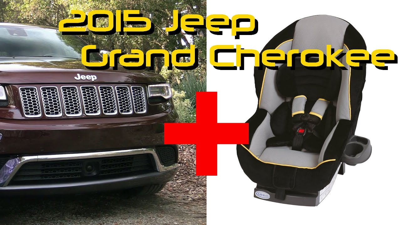 2015 jeep grand cherokee child seat review youtube. Black Bedroom Furniture Sets. Home Design Ideas