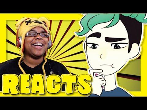 LET'S PLAY HOUSE | Jacksepticeye Animated | Jacksepticeye Reaction | AyChristene Reacts