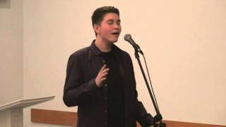Connor Nelson A Capella Amazing Grace