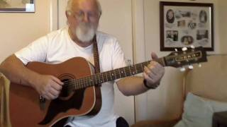 Guitar: The Marvellous Toy (Tom Paxton cover) (Including lyrics and chords)
