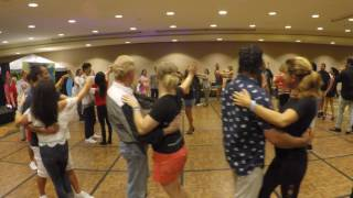 A Touch of Salsa Australia at the Annual Salsa and Bachata Congress In Hawaii