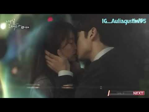 Kissing scene tomorrow with you 2017