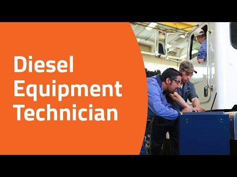 Diesel Equipment Technician