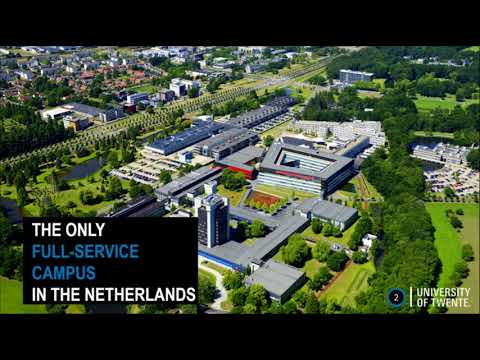Why You Should Study At University Of Twente Youtube