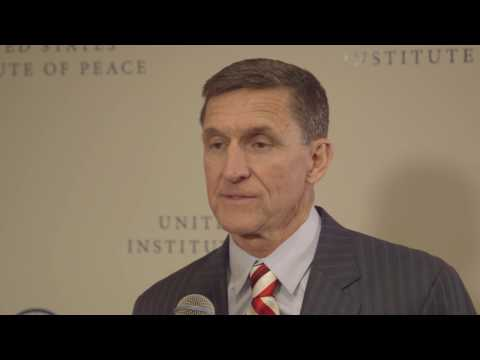 Lt. General Michael Flynn on America's Role in the World