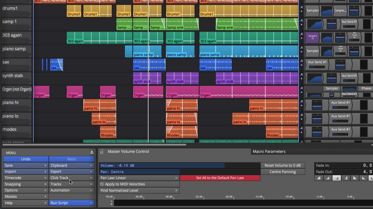 tracktion waveform 9 tutorial