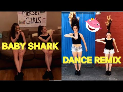 BA SHARK DANCE REMIX CHALLENGE