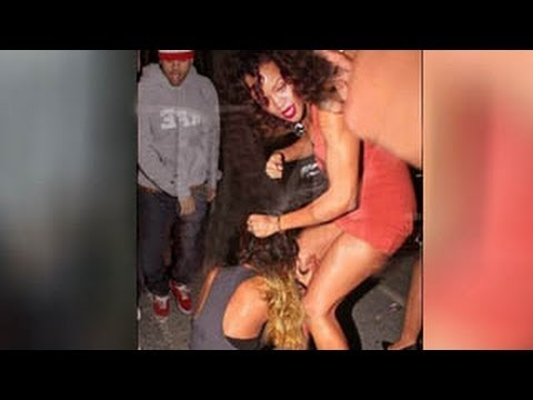 Amanda Bynes Fight With Rihanna